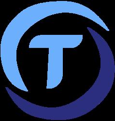 true usd logo