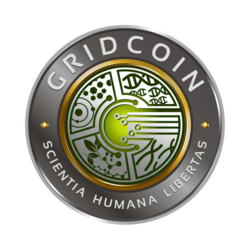 gridcoin classic logo