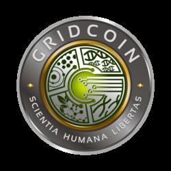 gridcoin classic logo