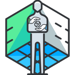 Go help fund token logo