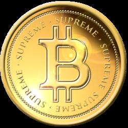 bitcoin supreme logo