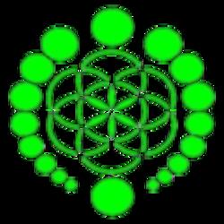 Bitcoin instant logo