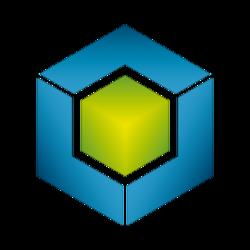 Actinium token logo