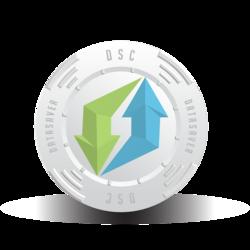 Dsc token logo