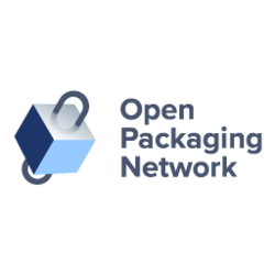 Open packaging network logo