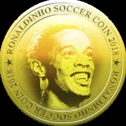 ronaldinho soccer coin logo (small)