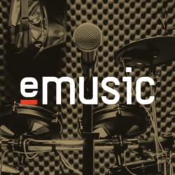 Emusic logo