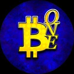 bitcoin one logo