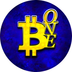bitcoin one  (BTCONE)