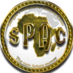 Single Productive African Coin