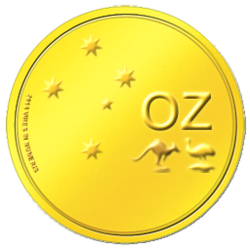 Ozziecoin logo