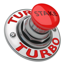 turbostake logo
