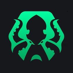 kraken coin logo