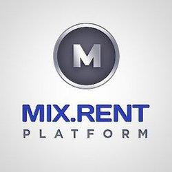 Mix.rent logo