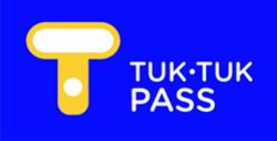 Tuk tuk pass logo