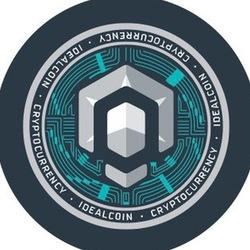 Idealcoin logo