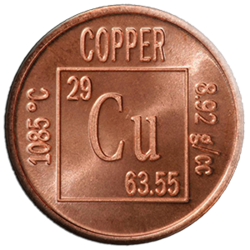 coppercoin  (COPPER)