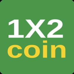 1x2 coin  (1X2)