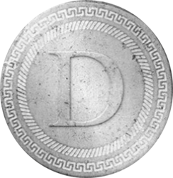 denarius, Currencies, BlockCard, Ternio BlockCard, BlockCard crypto fintech platform, crypto debit card, crypto card, cryptocurrency card, cryptocurrency debit card, virtual debit card, bitcoin card, ethereum card, litecoin card, bitcoin debit card, ethereum debit card, litecoin debit card, Ternio, TERN, BlockCard