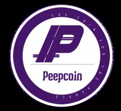 peepcoin logo