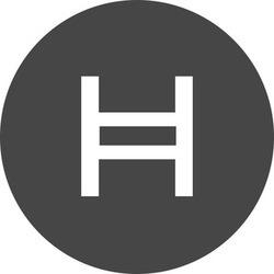hedera hashgraph [iou]  (HBAR)