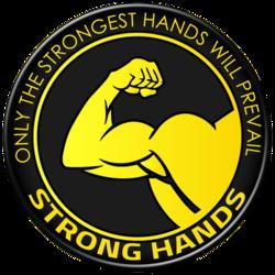 ストロングハンド logo