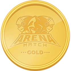 arena match gold  (AMGO)