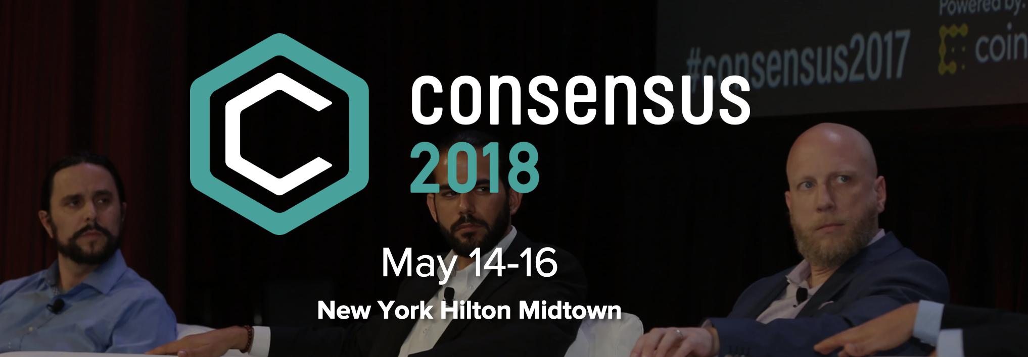 Consensus 2018
