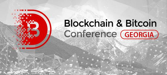 Blockchain & Bitcoin Conference - Georgia