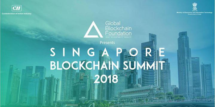 Blockchain summit singapore banner