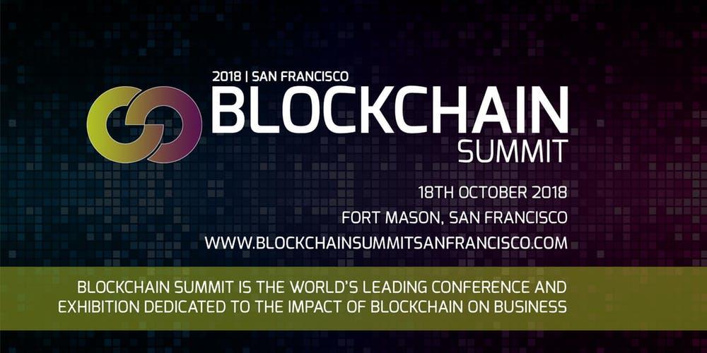 Blockchain Summit San Francisco