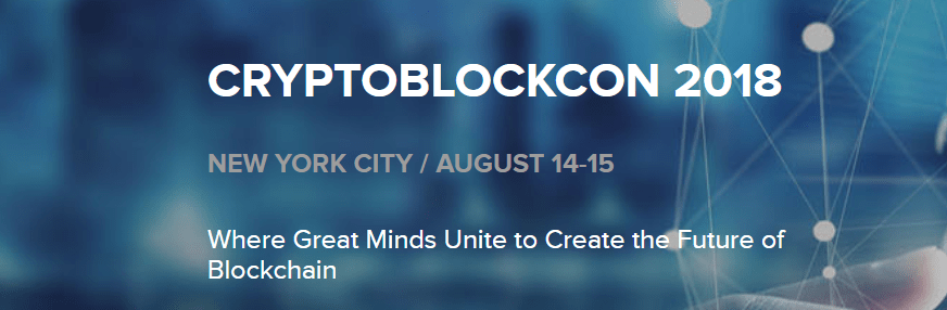 Cryptoblockcon nyc