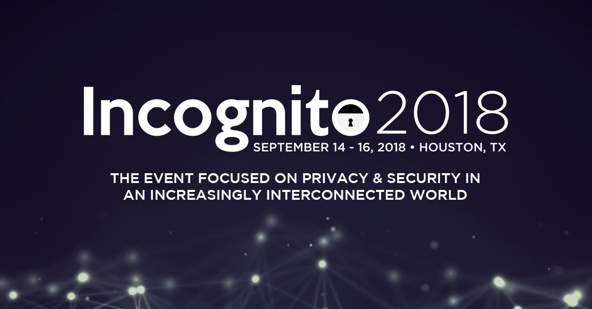 Incognito2018