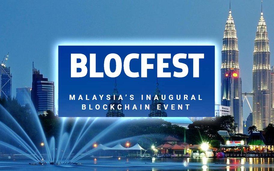 Blocfest 2018 banner