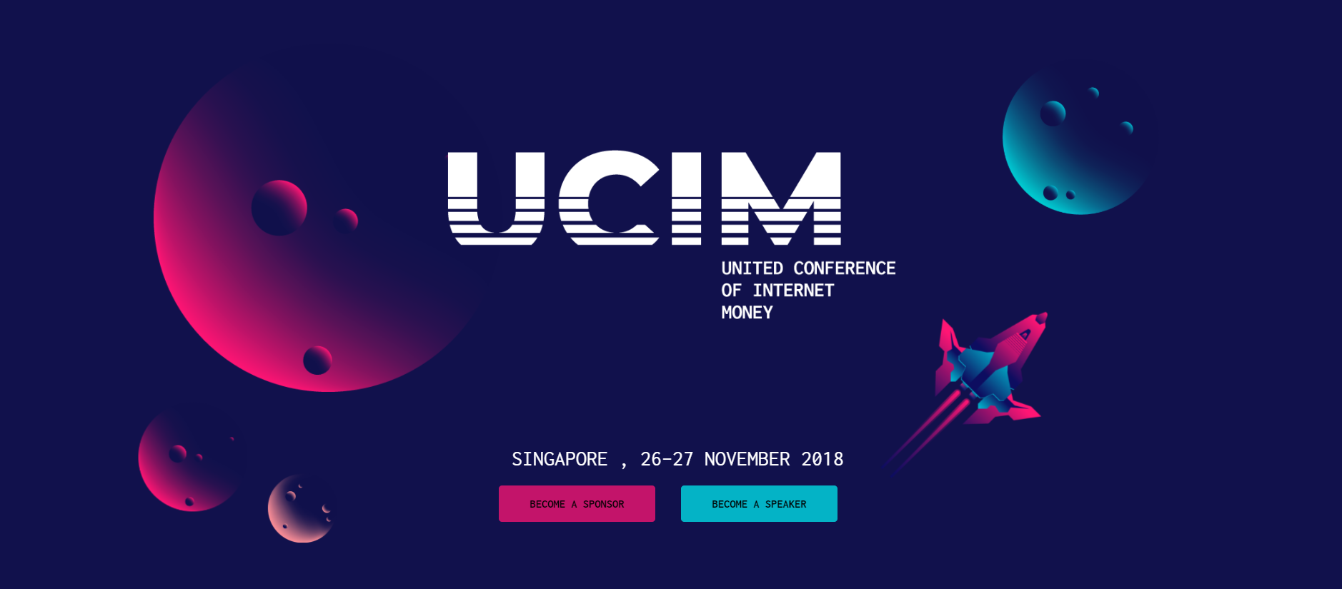 UCIM, United Conference of Internet Money