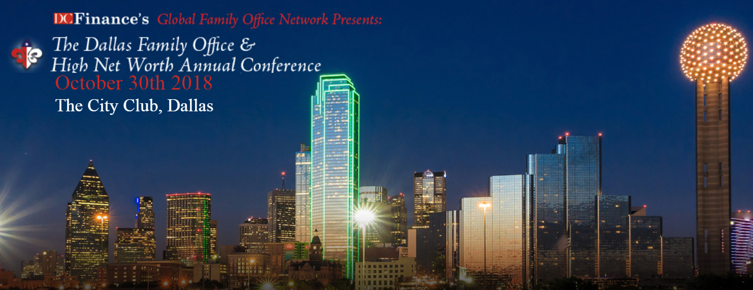 The Dallas Family Office & High Net Worth Blockchain Conference