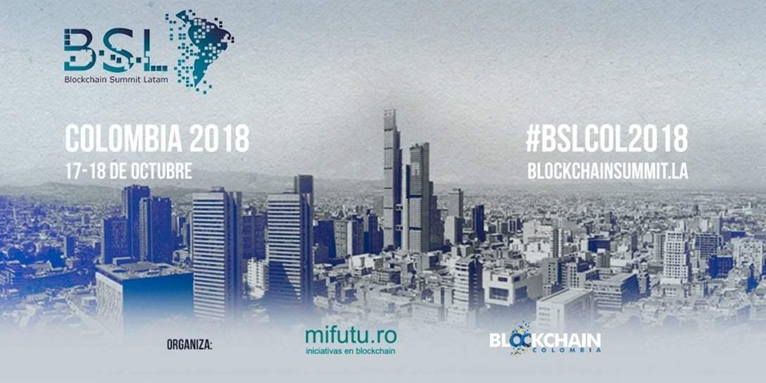 Blockchain summit latam colombia 2018