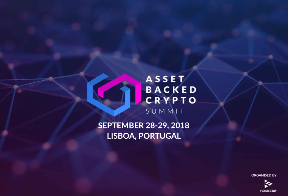 The first asset backed crypto summit   abc summit