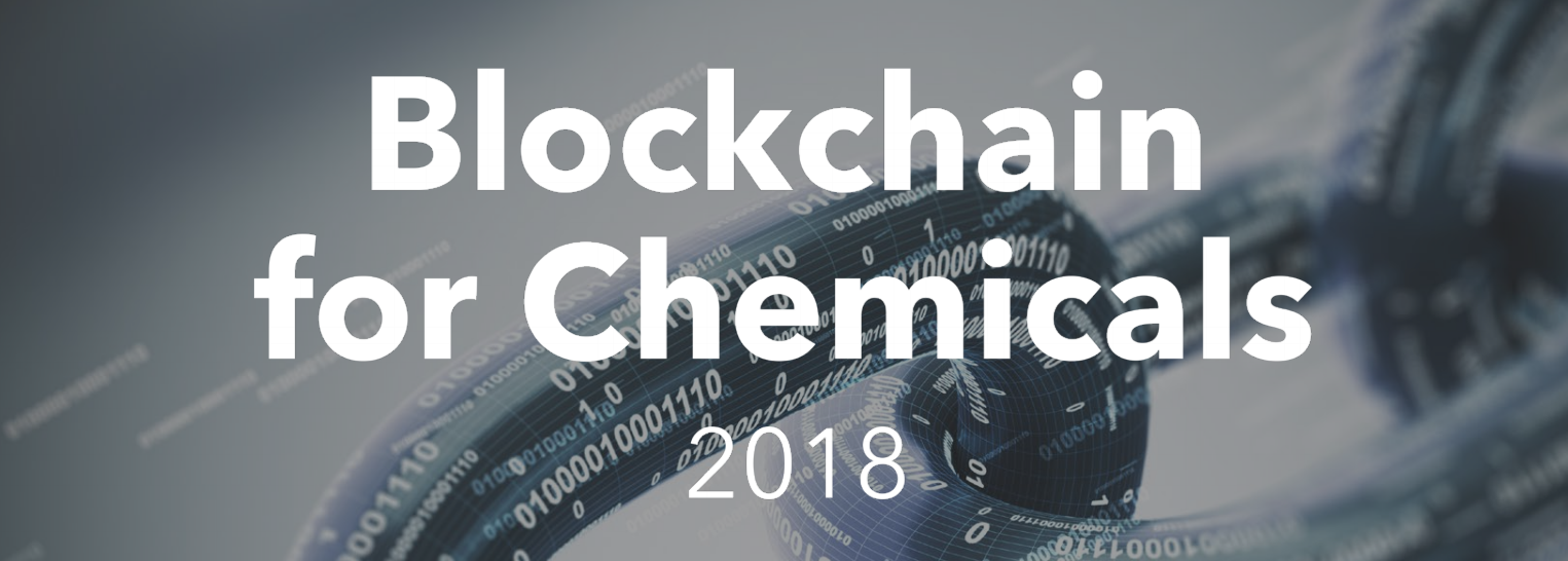 Blockchain for Chemicals 2018