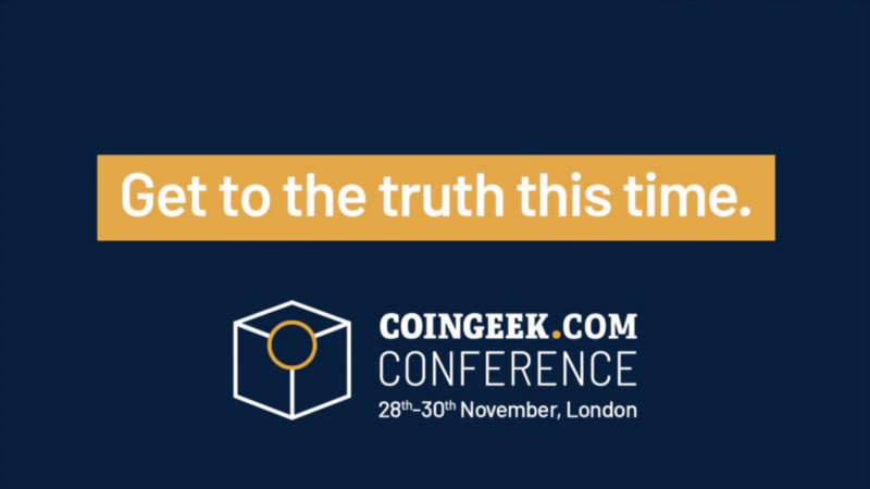 CoinGeek Week Conference