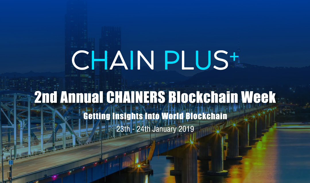 2nd annual chainers blockchain week