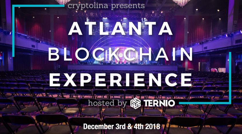Atlanta Blockchain Experience hosted by Ternio