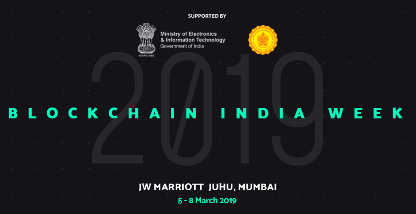 Blockchain India Week