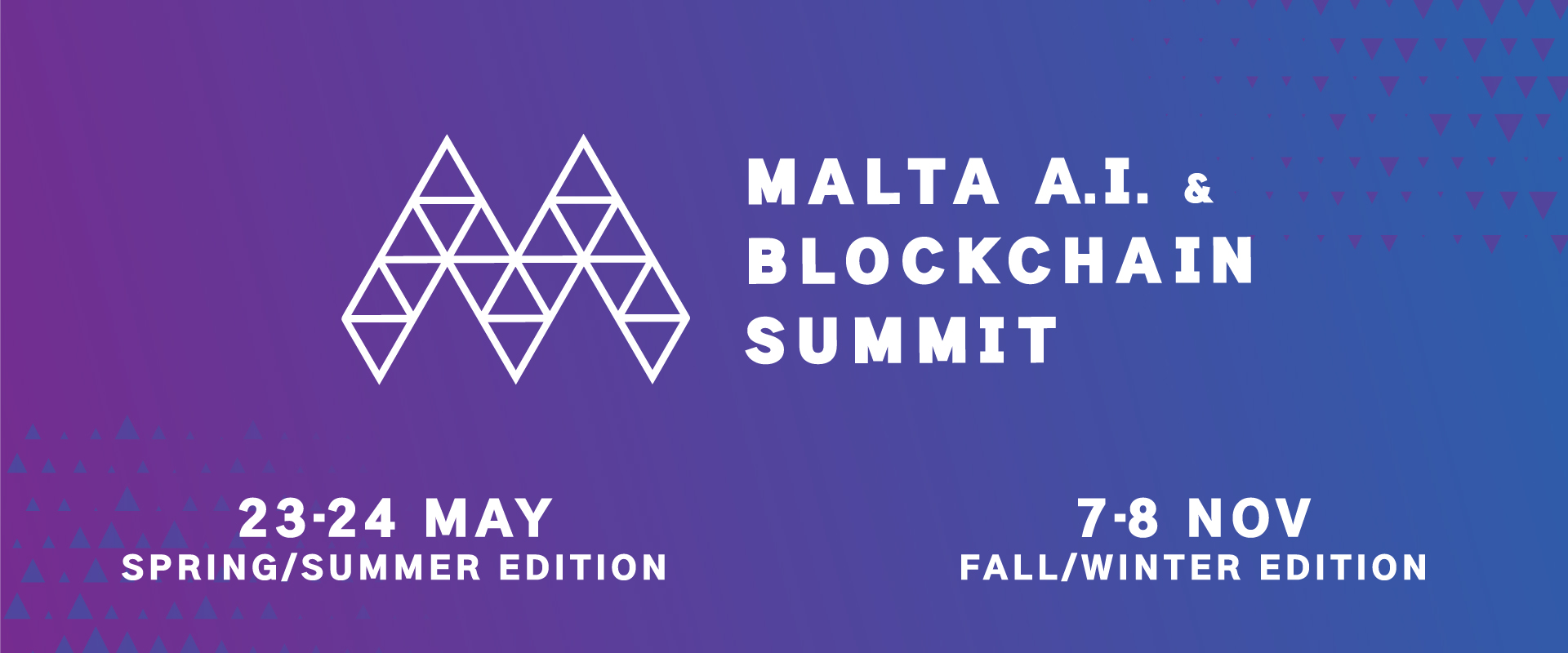 Malta AI & Blockchain Summit [Nov 2019]