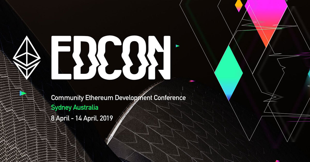 Community Ethereum Development Conference (EDCON2019)