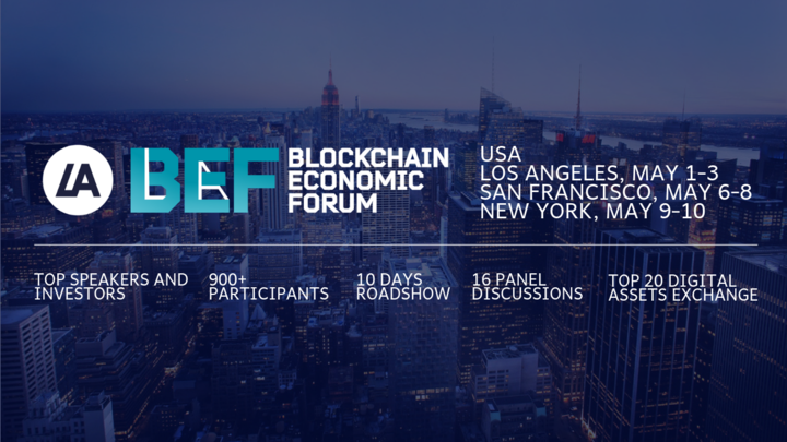Blockchain Economic Forum USA