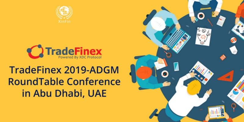 TradeFinex 2019-ADGM Roundtable Blockchain Conference