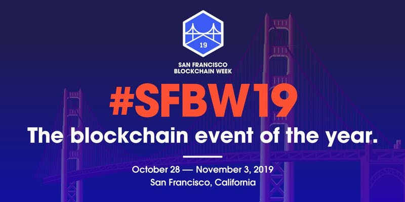 San Francisco Blockchain Week 2019