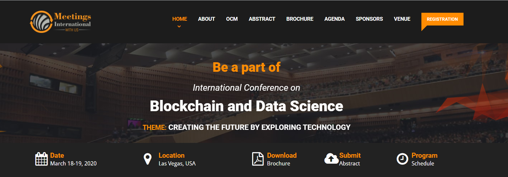 International Conference on Blockchain and Data Science