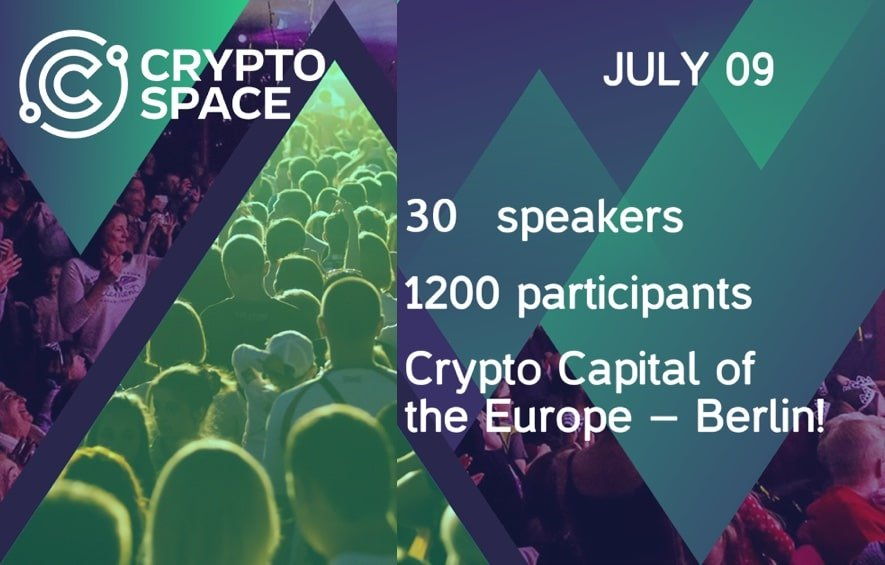 Cryptospace berlin 2018